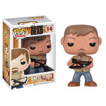 Daryl Dixon - The Walking Dead Funko Pop Television Fu-2954