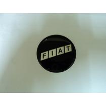 Emblema Fiat Adesivo Para Rodas Esportivas 70mm