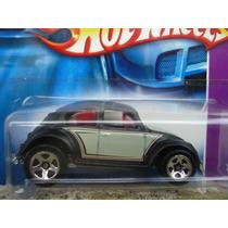 Hot Wheells Vw Beetle Fusca 129/2008