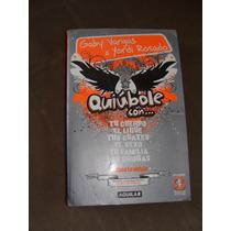 Libro Quiubole, Gaby Vargas