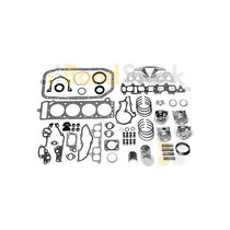 Kit De Retífica Do Motor Toyota Corolla 1.6 16v 95/00 4afe