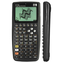 Calculadora Gráfica Hp 50g Em Português Original Lacrada