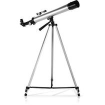 Telescópio Astronômico Refrator Com Tripe 50x100x No Leilão