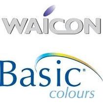 Lentes De Contacto Waicon Basic Colours Mensuales Citivision