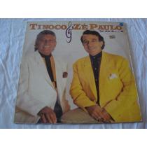 Tinoco E Zé Paulo-lp-vinil-volume 1-tonico-mpb