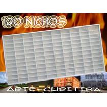 Estante Expositor -hot Wheels- 120 Nichos - Miniaturas -1;64