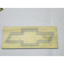 Emblema ( Distico Chevrolet- Gravata) Kadett Gsi R$ 30,00