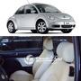 Revestimento 100% Couro Para Bancos Volkswagen New Beetle