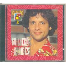 Cd Guilherme Arantes - Geração Pop 2 - 1995