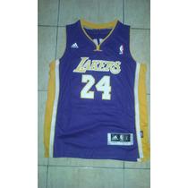 Camisetas N B A - Los Angeles Lakers - Dama / Niños - Bryant