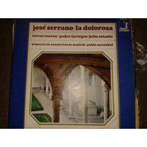 Disco Acetato: Jose Serrano