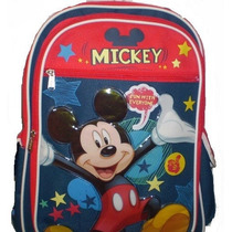 ¦¤¦ Mickey Mouse Mochila Para Primaria ¦¤¦ Toy Story Mdn