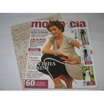 Revista Molde E Cia N. 26 - 60 Moldes Para Corte E Costura