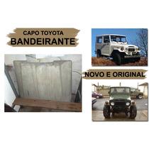 Presilha / Trava / Fecho Do Capo Toyota Bandeirante Novo
