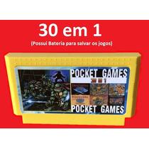 Ninja Gaiden 3 Nes +29 Jogos Nintendinho Famicom Polystation