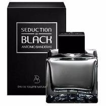 Perfume Seduction In Black Antonio Banderas 200ml Original