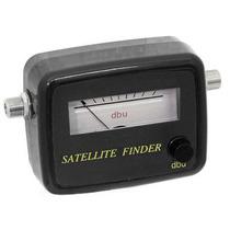 Localizador De Satelite Finder Receptor Analógico C/bip 7370