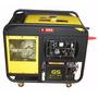 Grupo Electrógeno Generador Eléctrico Fema 15000 13.5 Kva Tr