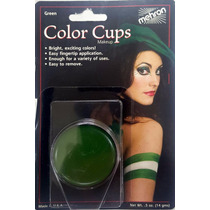 Maquillaje Profesional Mehron Verde Para Payasos