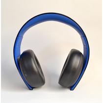 Audífonos Sony Gold Wireless Stereo Headset (ps4, Ps3, Vita)
