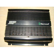 Sherwood Ga-1051 Bp Amplificador Para Carro 100 Watts