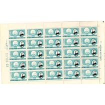 Marmorizado-selo 589y- Orlando Rangel-1968-goma Plena