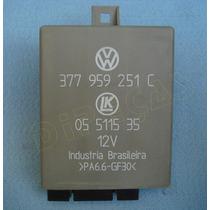 Modulo Do Vidro Eletrico Do Gol Original Volkswagen