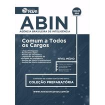Apostila Abin 2016 - Comum A Todos Os Cargos