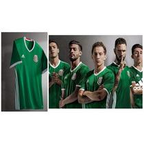 Adidas Playera Oficial Copa America 2016 Selección Mexicana