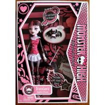 Monster High, Stardoll, Draculaura, Mattel, 1a Edicion