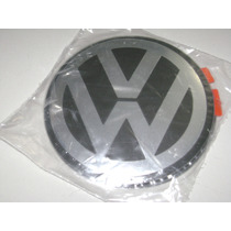 Jogo Emblemas Volkswagen 117mm Calotas Scorro S-172, S-181