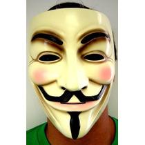 Máscara Filme V De Vingança For Vendetta Oficial Warner Mask