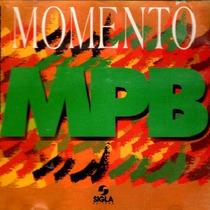 Cd / Momento Mpb = Rosa Passos, Almir Sater, Boca Livre,