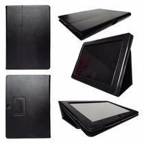 Estuche Cuero Samsung Galaxy Tab 2 10.1 P5100 Y Tab 3 P5200