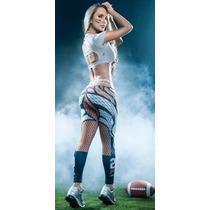 Leggins Mayon Nfl Lycra Modelos Broncos Denver Equipos