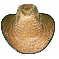 Sombrero Palma Vaquero Para Fiestas Y Eventos