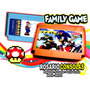 Cartucho Sonic Para Familygame Nuevos No Usado Rosario