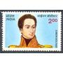 Estampilla India Un Valor De 1983 Libertador Simón Bolívar