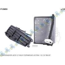 Evaporador Ar Condicionado C/ Valvula Expansão Astra 1.8 2.0