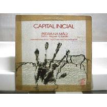 Capital Inicial Pedra Na Mao Lp Vinil Single Polydor 1988