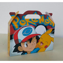 Pokemon - Ash Y Pikachu. Serie De Tv. (pack X40)