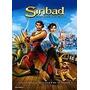Sinbad A Lenda Dos Sete Mares Dvd