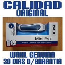 Maquina De Afeitar Barba Wahl Mini Pro Original C/garantia