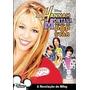 Dvd Hannah Montana - Perfil De Pop Star - Original Disney