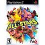 Jogo Para Ps2 Playstation 2 Wwe All Stars Lacrado Thq Usa