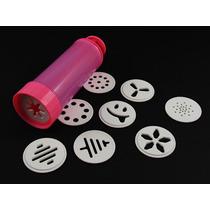 Fabrica Biscoito Plastica Com 8pcs