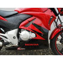 Spoiler Honda Cb 300r Até 2012