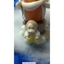 Souvenir Nacimiento, Primer Añito, Comunión Porcelana Fría