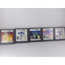 Lote 16 Jogos Nintendo Ds - Originais - Usados Baratos