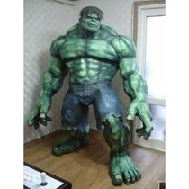 Papercraft Hulk 2metros Armable